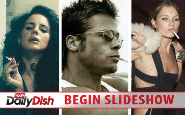 Electronic Cigarettes- Celebrities who made the switch.