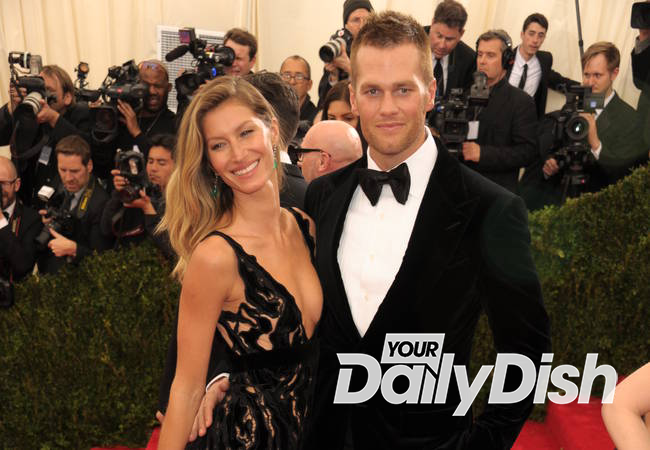 Tom Brady dismisses Gisele Bundchen divorce rumors
