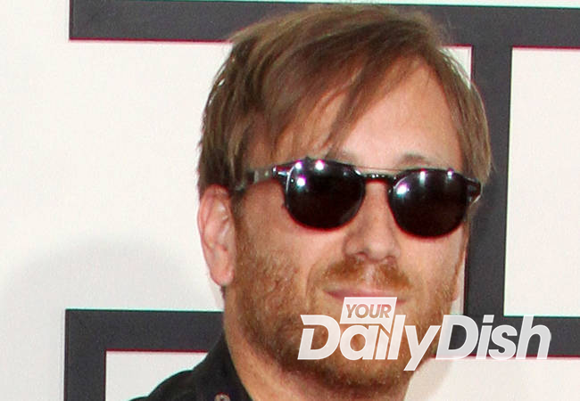 Rocker Dan Auerbach weds for the second time
