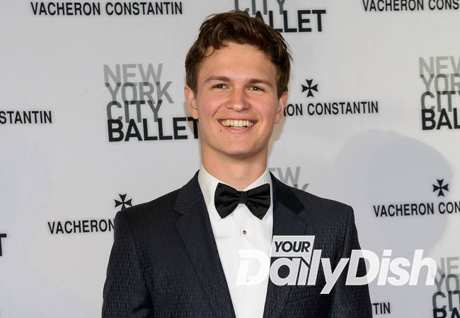 Ansel Elgort signs major record label deal