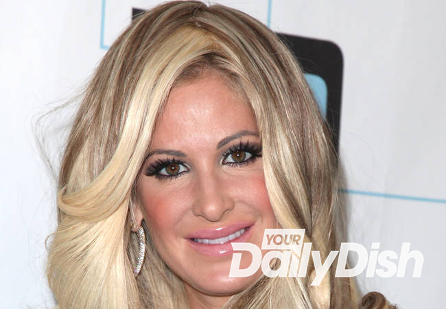 Kim Zolciak back home after mini-stroke