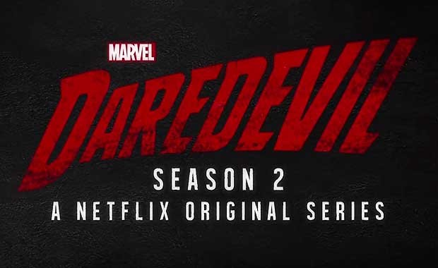daredevil season 2 logo - photo #3