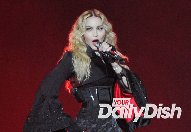 Prince serenades Madonna at concert afterparty