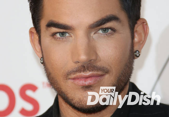 Adam Lambert denies tour tension with Demi Lovato