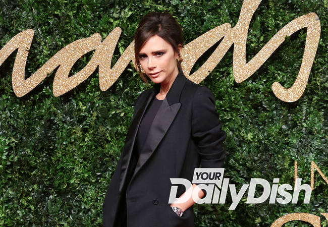 Victoria Beckham working to end AIDS epidemic