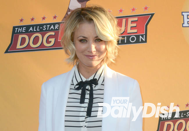 Kaley Cuoco dating Paul Blackthorne - report