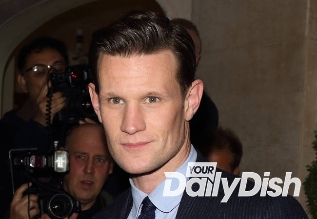 Matt Smith to play Robert Mapplethorpe