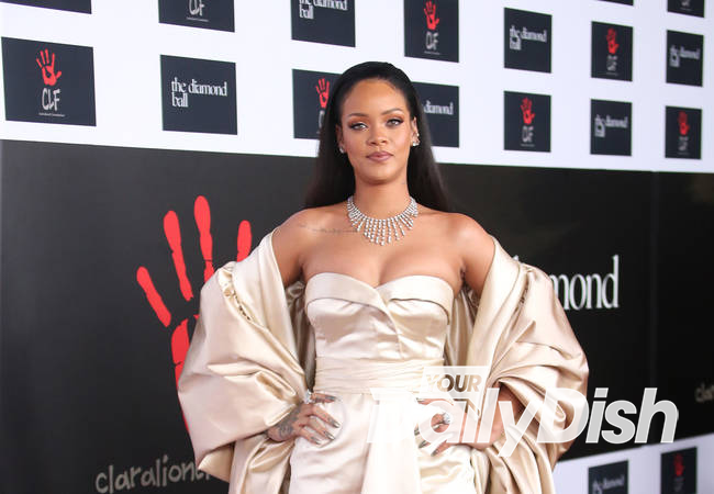 Rihanna releases new album early after tracklist is leaked on Tidal