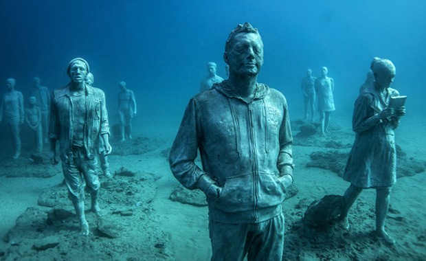 Source: Jason deCaires Taylor