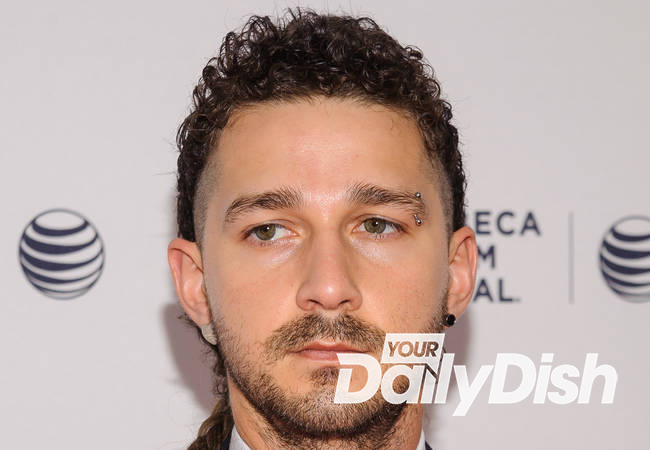 Shia LaBeouf evicting aunt to collect on loan