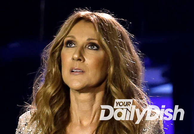Celine Dion pays tribute to late husband on Las Vegas stage