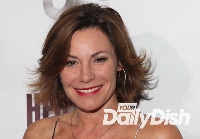 Reality star Luann de Lesseps engaged