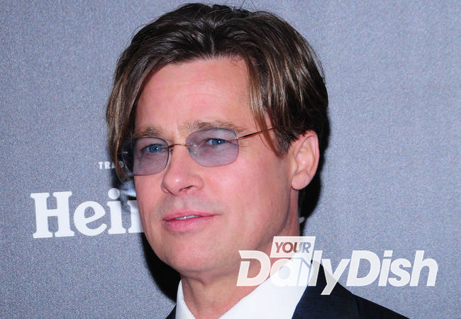 Brad Pitt and Tony Kushner team up for mental illness drama