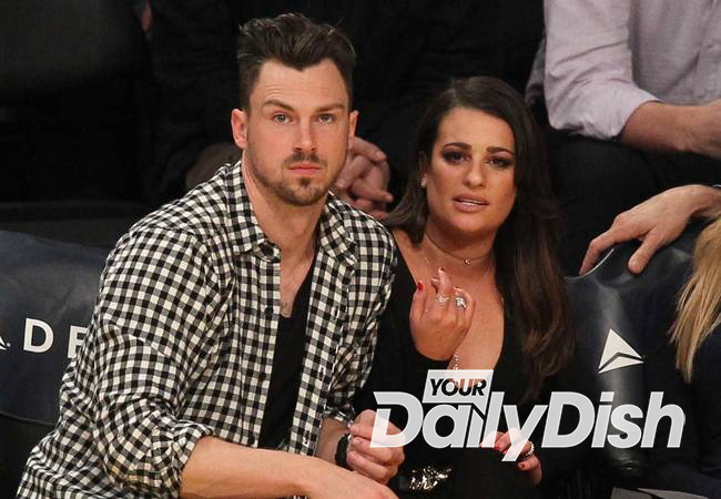 Lea Michele splits from boyfriend - report