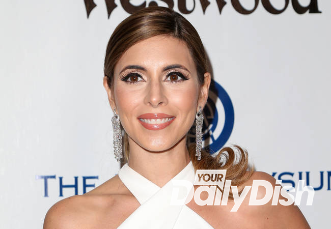 Multiple sclerosis has robbed Jamie-Lynn Sigler of the ability to run