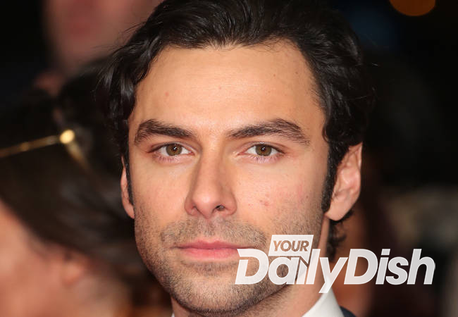 Aidan Turner named Sexiest Man of 2016