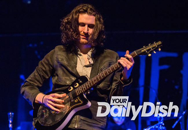 Saoirse Ronan plays domestic abuse victim in new Hozier video