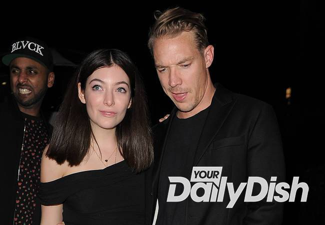 Lorde and Diplo spark dating rumors