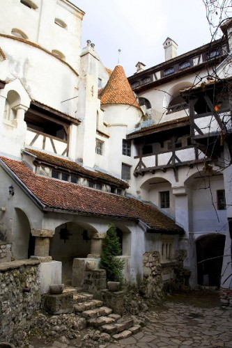 Source: Bran-castle.com / The Kitchen