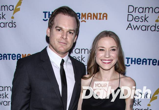 Michael C. Hall jumps into marriage on Leap Day
