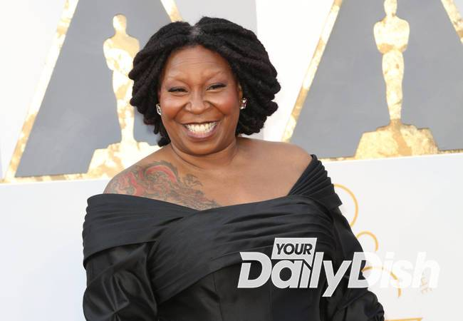 Whoopi Goldberg launching medical marijuana company