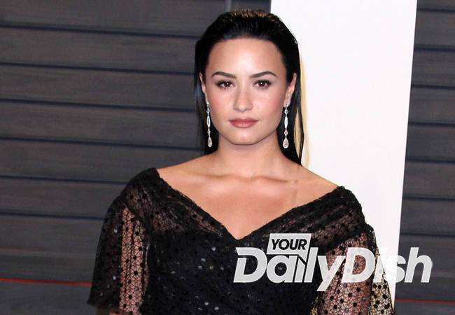 Demi Lovato reflects on a year of loss