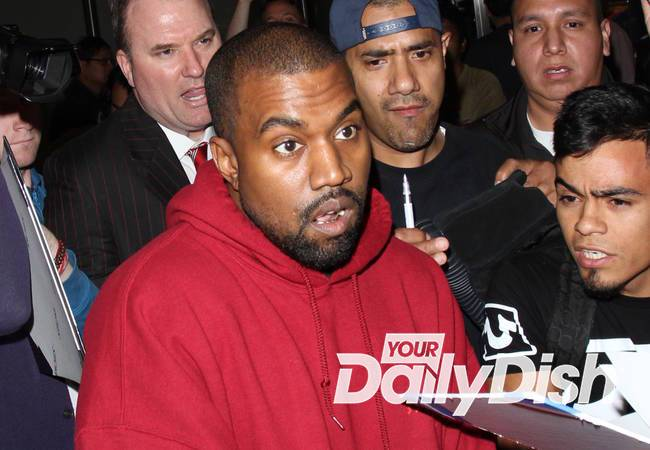 Kanye West and Steve Ballmer plan Clippers mascot meeting