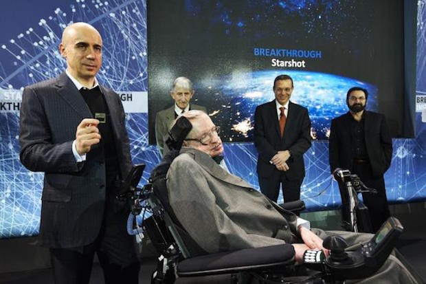 hawking scientists
