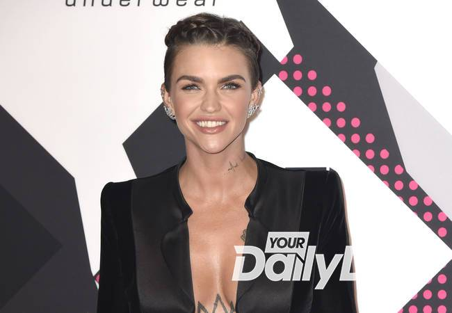 Ruby Rose creeped out by Nina Dobrev in prank war