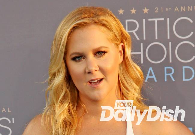 Amy Schumer recalls near death surfing experience