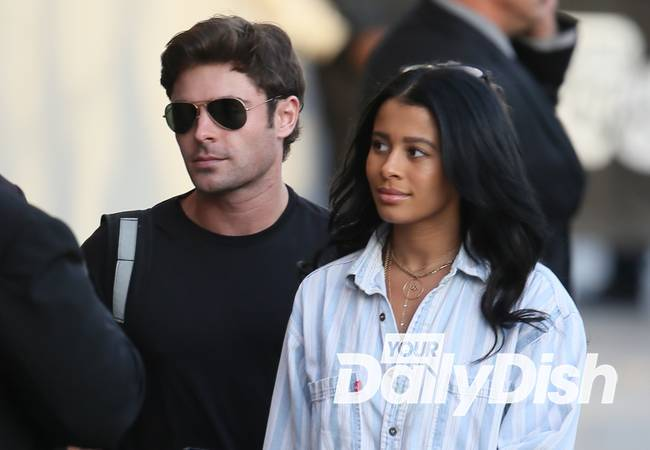 Zac Efron single again - report