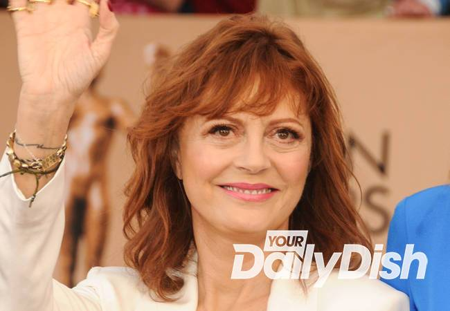 Susan Sarandon to become a grandmother again