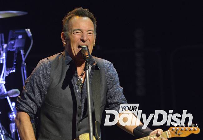 Bruce Springsteen lashes out at anti-gay laws during Detroit gig