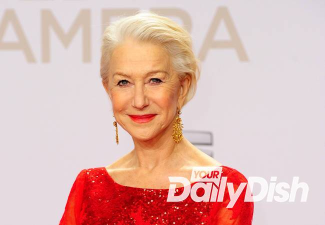 Helen Mirren to help mark Queen Elizabeth