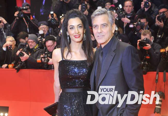 George Clooney attacks magazine bosses for publishing false interview