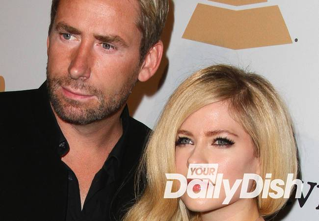 Chad Kroeger takes ex Avril Lavigne to Juno Awards