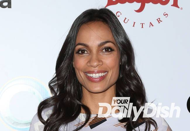 Rosario Dawson fined $50 for protest arrest