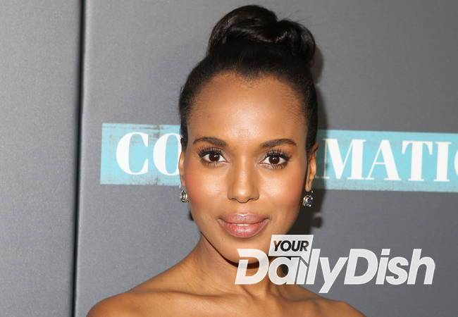 Kerry Washington dismayed AdWeek cover scandal overshadows article
