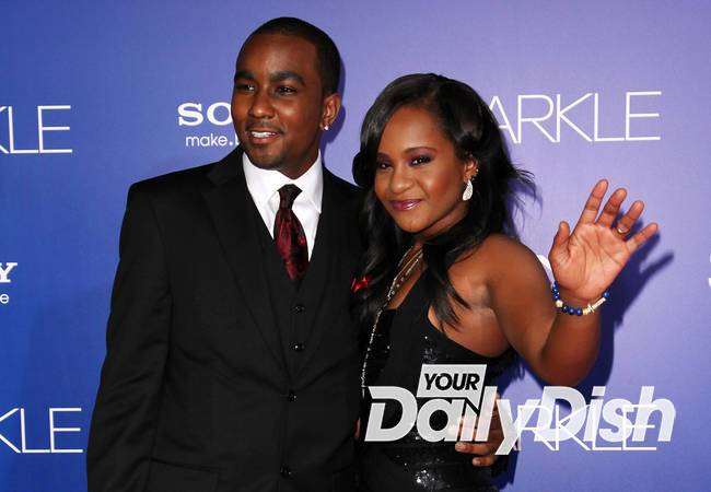 Nick Gordon tackles tough questions in return to Dr. Phil show