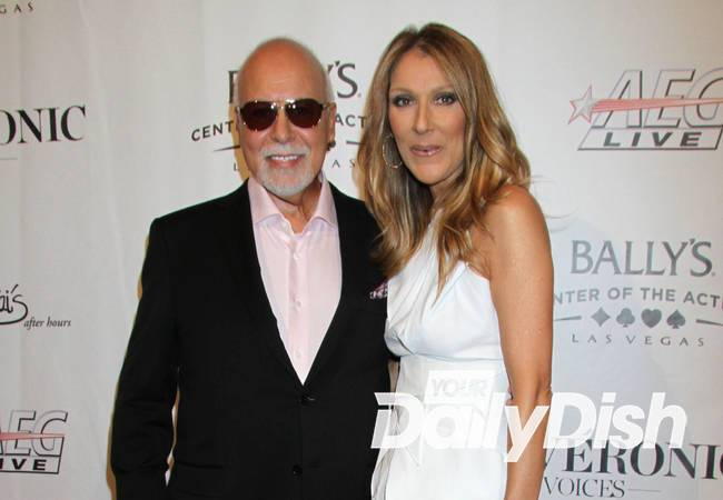 Celine Dion regrets not granting husband