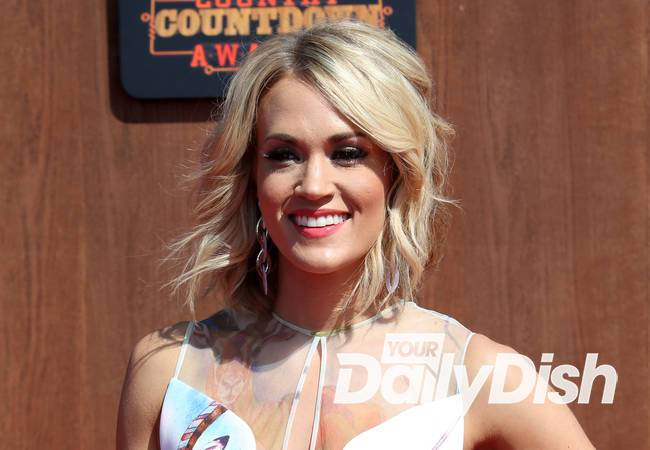 Carrie Underwood and Chris Stapleton lead CMT Music Awards nominations