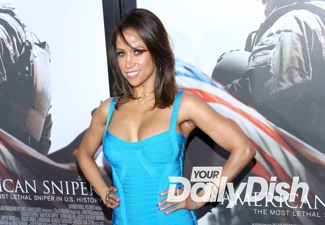 Stacey Dash opens up about abuse and drugs in memoir