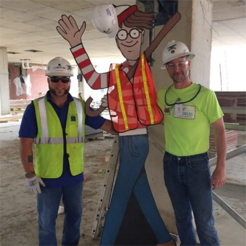 Source: Jason Haney/Where's Waldo Memorial Children's Hospital
