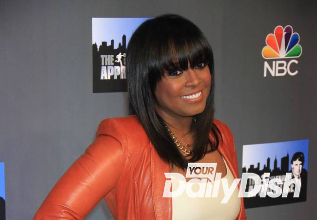 Pregnant Keshia Knight Pulliam