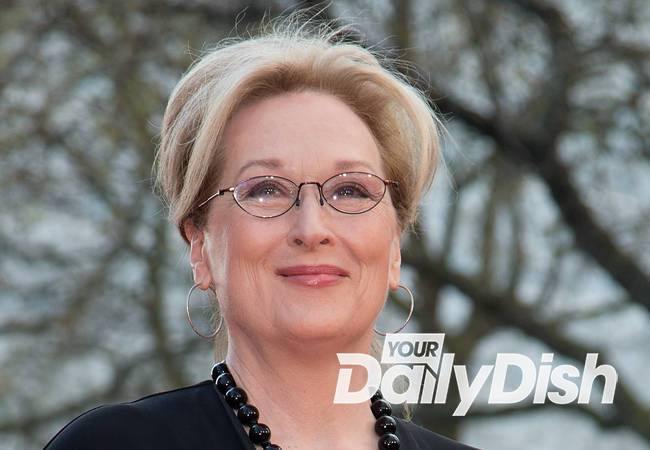 Meryl Streep delivers passionate speech as Hillary Clinton makes history
