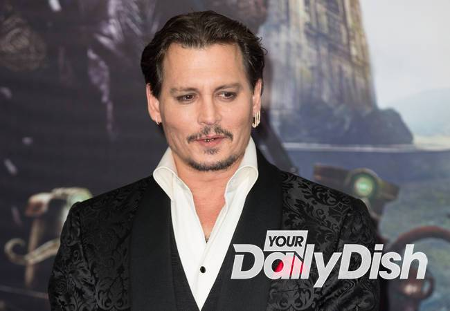 Johnny Depp accused of stalling divorce