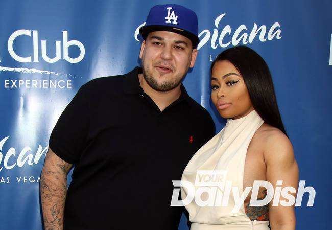 Rob Kardashian deletes all trace of fiancee Blac Chyna from social media