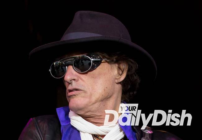 Joe Perry expected to be back onstage by the end of the month