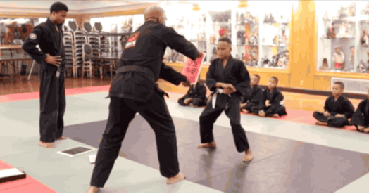 Instructor Teaches Lessons in Martial Arts & Meditation - CombatSportsLive