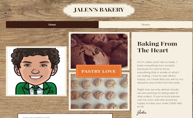 Source: Jalen's Bakery